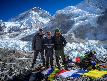 THREE PASSES TREK + EVEREST BASE CAMP - UNGUIDED