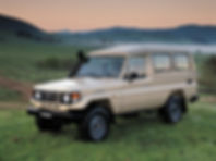 Landcruiser Troopcarrier
