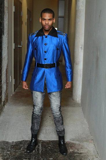 The Brandon Militant 2 Piece Vintage Suit