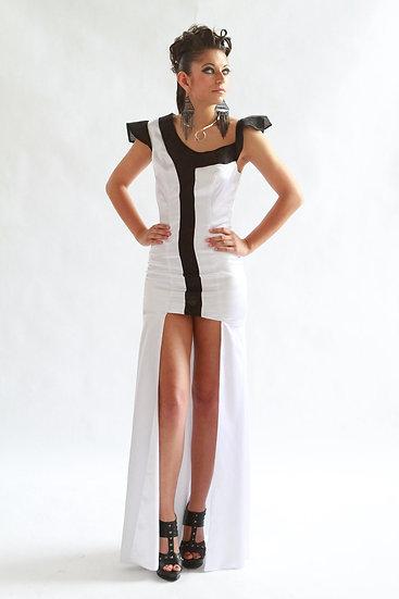 The Tali High Low Dress Vintage Piece