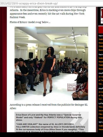 Erica Dixon Love & Hip Hop Atlanta