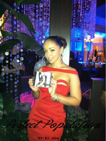Mya Album Release Party