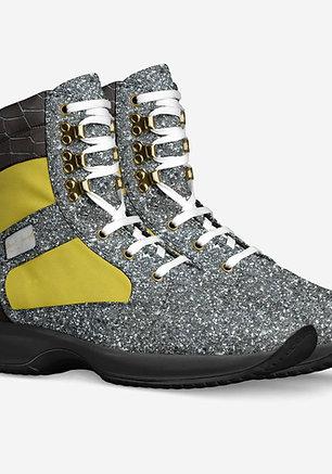 ZBoot Luxury Sneaker Boot