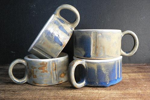 Blue Brown 'Double Espressos'