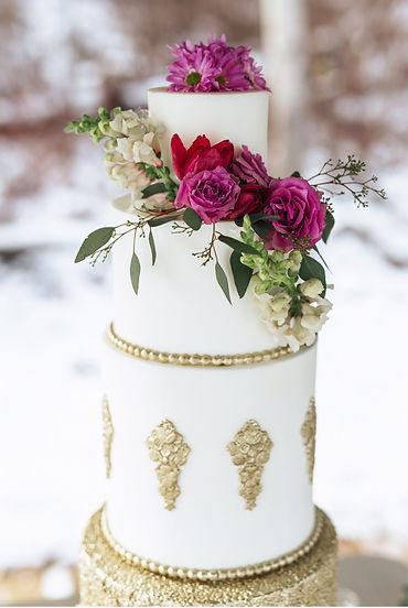 Winter Wonderland Luxury Style Shoot Gol
