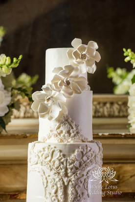 Elegant Wedding Magazine Feature Gardeni