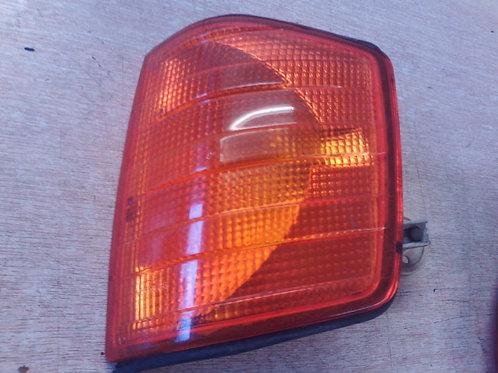 Mercedes 190e 190d w201 nearside front amber left indicator.Bosch