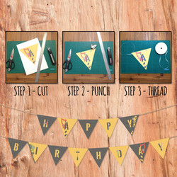 How to Bunting