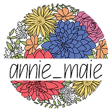 annie maie | party printables