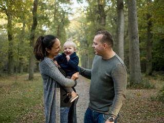 Zwangerschapsshoot | Monique, Kevin en Romy