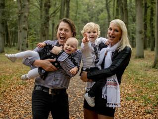 Gezinsshoot | Familie van Elswijk 🍂🍁