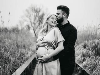 Zwangerschapsshoot | Larissa en Maurice
