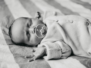 Lifestyle Newborn shoot | Monique, Kevin, Romy & Demi