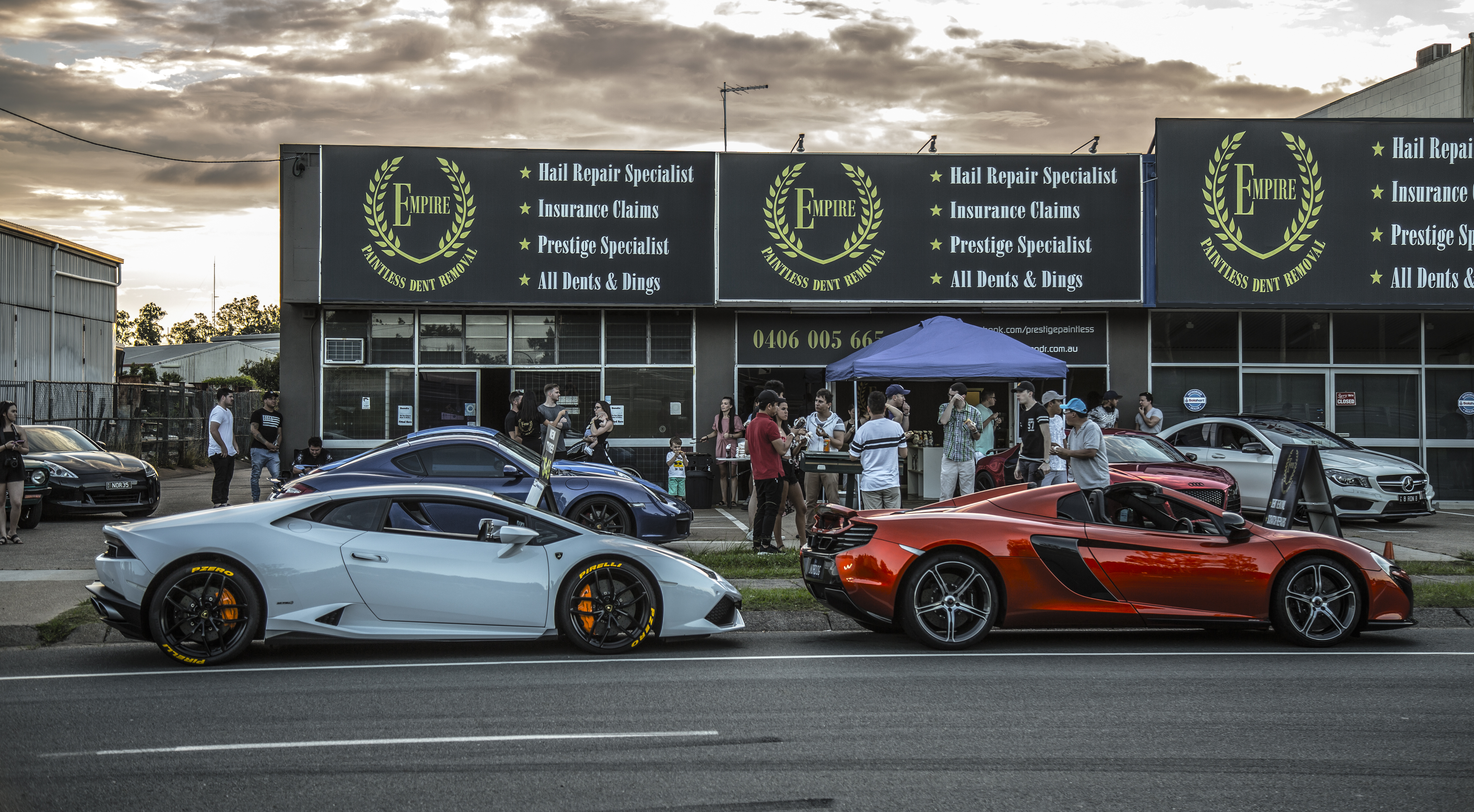 Automotive Events