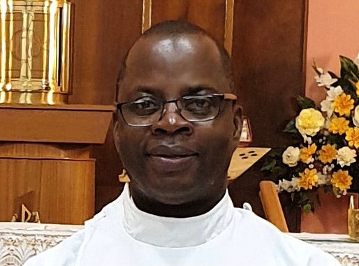 Recording of the Funeral of Fr. Louis Mendy