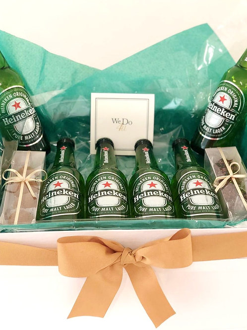 GIFT BOX BEER & SWEET