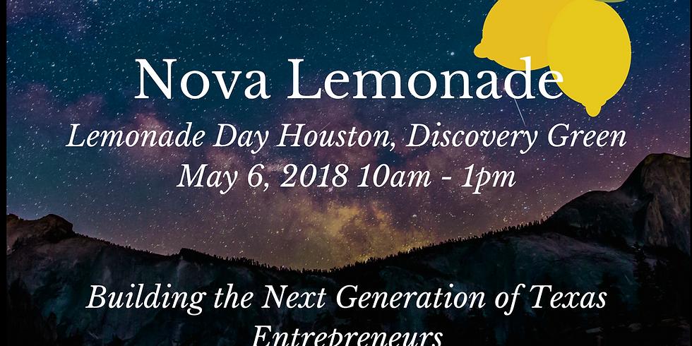Nova Lemonade, Lemonade Day Houston
