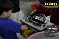 STEM·E Talks: Robotic Engineering- STEM·E Youth Career Development Program