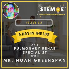 4/14/2021 - Day in the Life of a Pulmonary Rehab Specialist