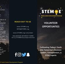 STEME Volunteer Brochure