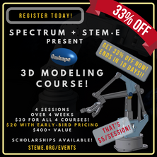 3D Modeling Course