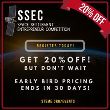 Space Settlement Entrepreneur Competition 2021