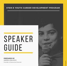 STEME Speaker Guide