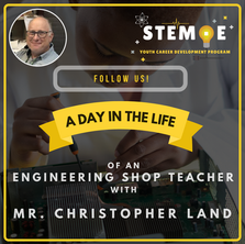 7/21/21 - Day in the Life of an Engineering Shop Teacher