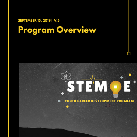 STEME Program Overview