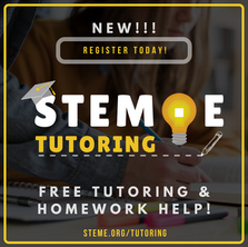 Register your child for our New FREE Tutoring Program!