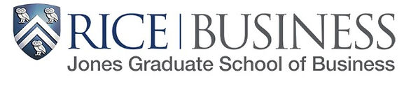 Rice | Business Jones Graduate School of Business