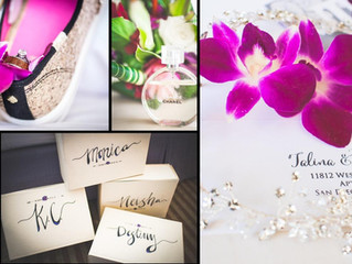 Talina + Angelo: The Wedding Story