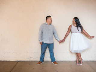 Talina + Angelo: The Engagement Story