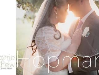 Corrie + Matthew: The Wedding Story