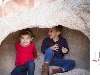 Family Fun In the Desert Sun