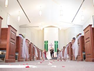 Megan + Felipe: The Wedding Story