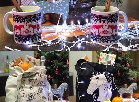 Виграй новорічні подаруночки у EquitoursUA (Facebook)конкурсі!