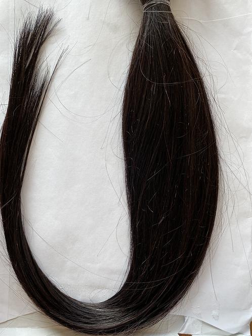 Kitki 100 g z włosów dziewiczych 20 cm