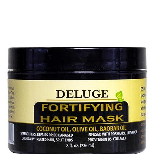 Wzmacniająco - regenerująca maska do włosów