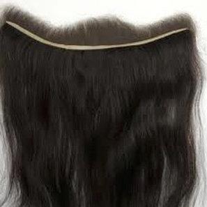 Lace Frontal z włosów falowanych 45 cm