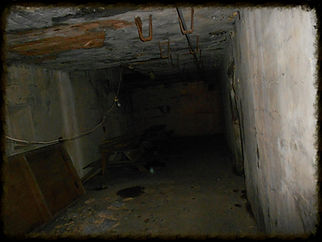 Photo of Tunnel at Fort Deleware during ECoPRP Ghost Hunt