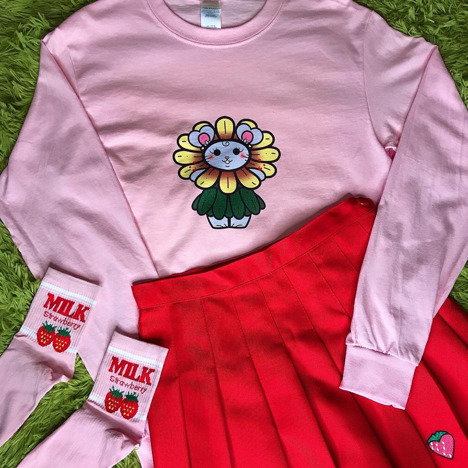 Sunflower Cyutie