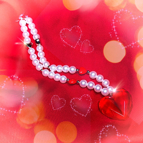 A Love of Pearls Necklace