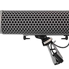 Rode NTG3 Mikrofonas su vėjo filtru