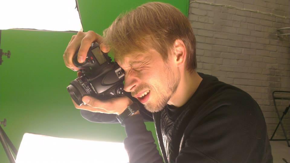 Fotografas Arūnas Staponas