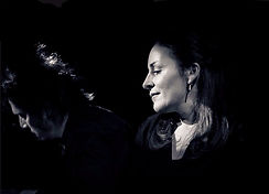 Grégory Veux, Claire Elzière - photo Olivier Longuet - tous droits réservés