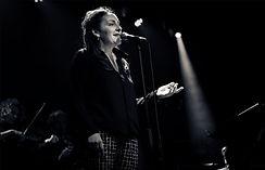 Claire Elzière - photo Olivier Longuet - tous droits réservés