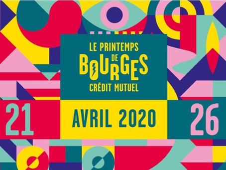 Printemps de Bourges annulé