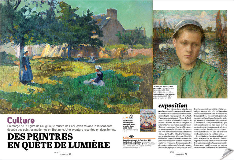 """La Vie """"Ouverture Culture"""""""