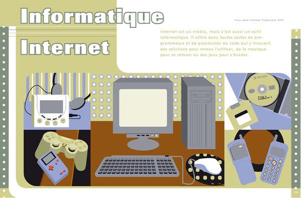 Guide Web. Hors-série sur les meilleurs sites par genre